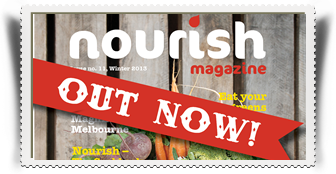Nourish- Latest Issue Out Now