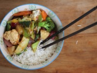 Sweet and sour vege 026